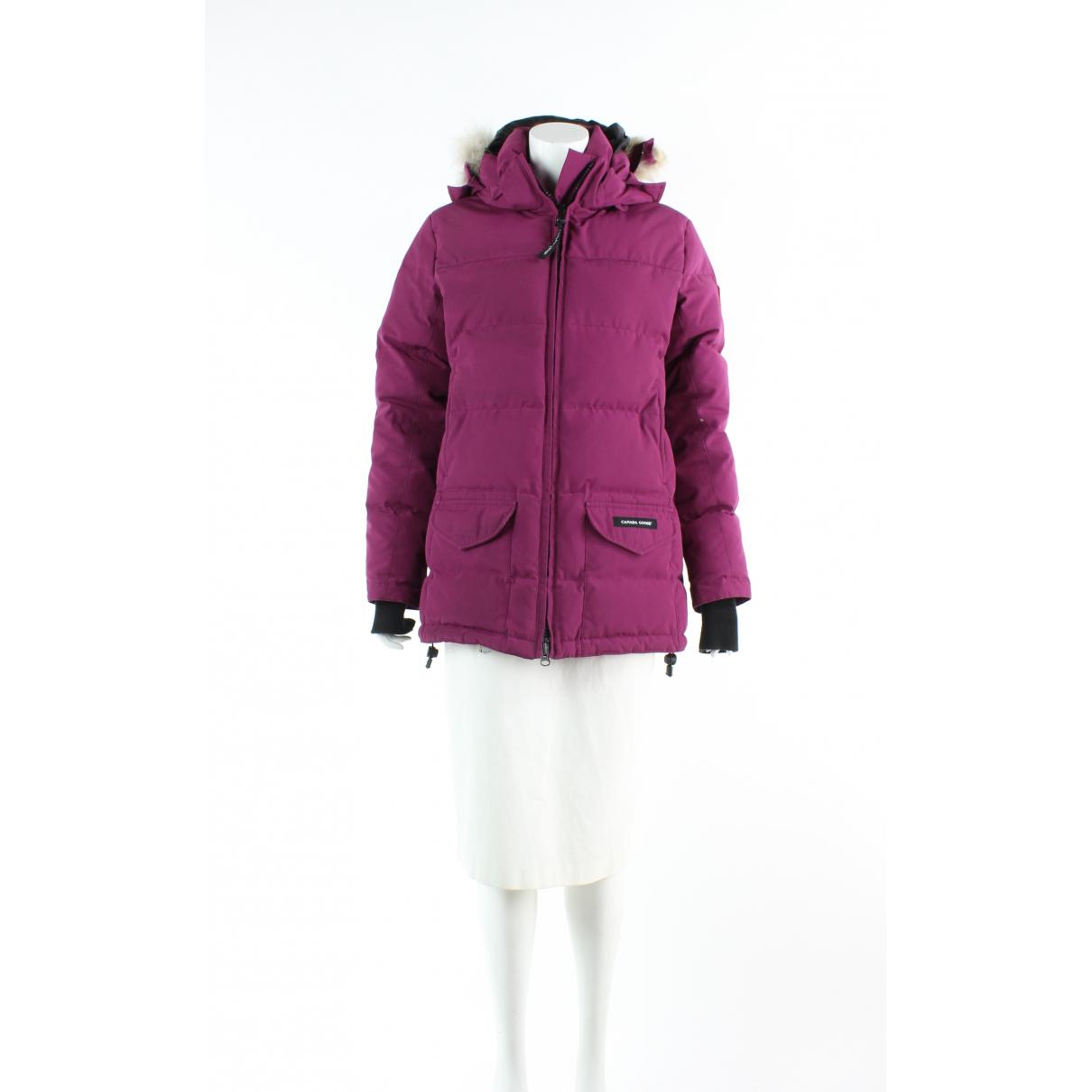 Canada Goose - Veste   pour femme - violet