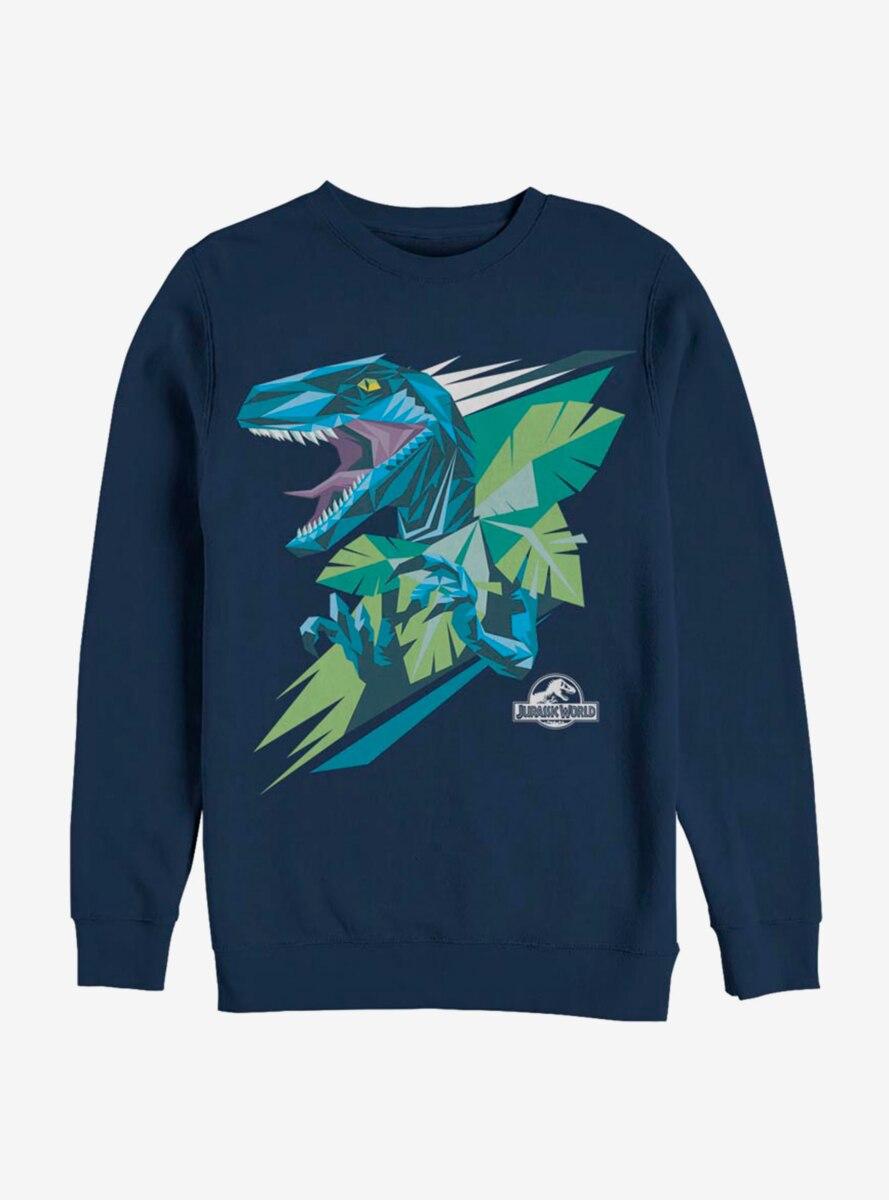 Jurassic World Blue Dino Sweatshirt