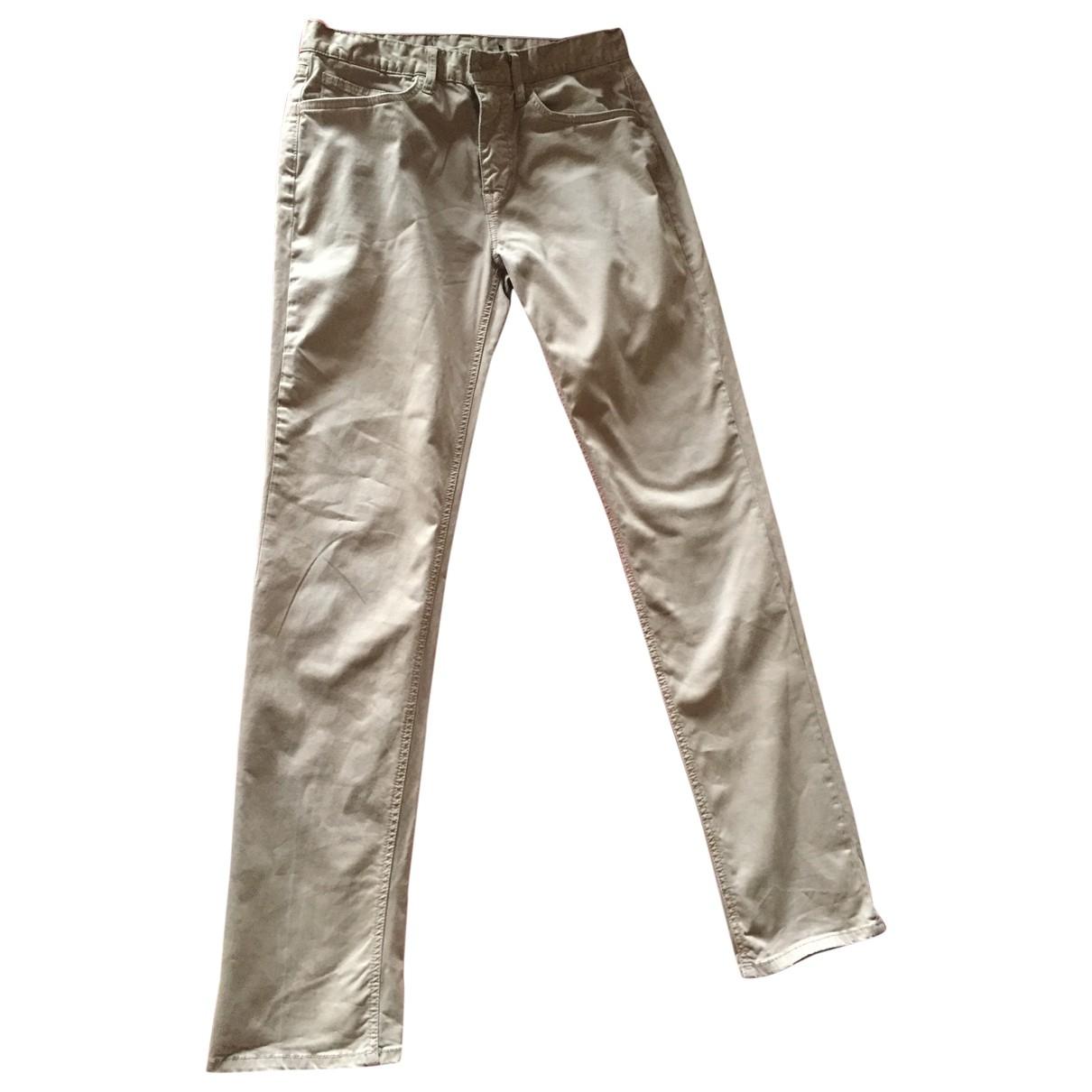 Joe's - Pantalon   pour homme en coton - beige