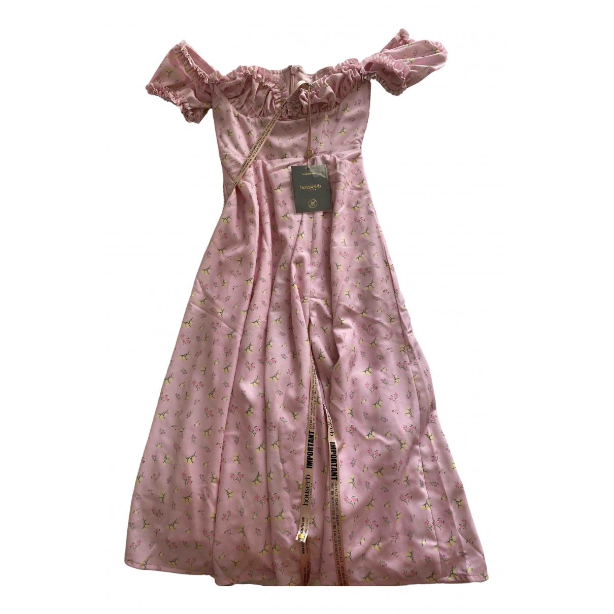 House Of Cb - Robe   pour femme - rose