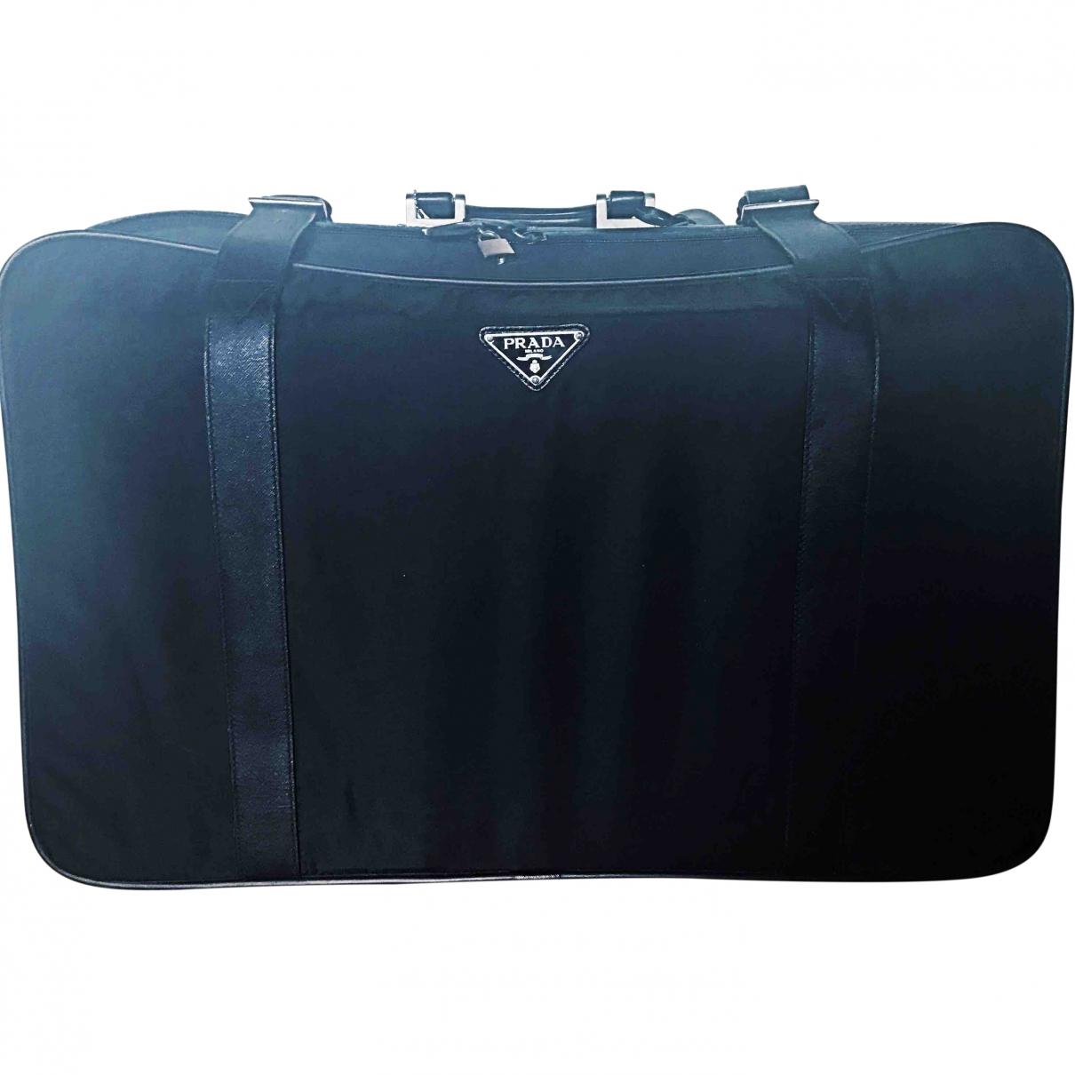 Prada \N Black Travel bag for Women \N