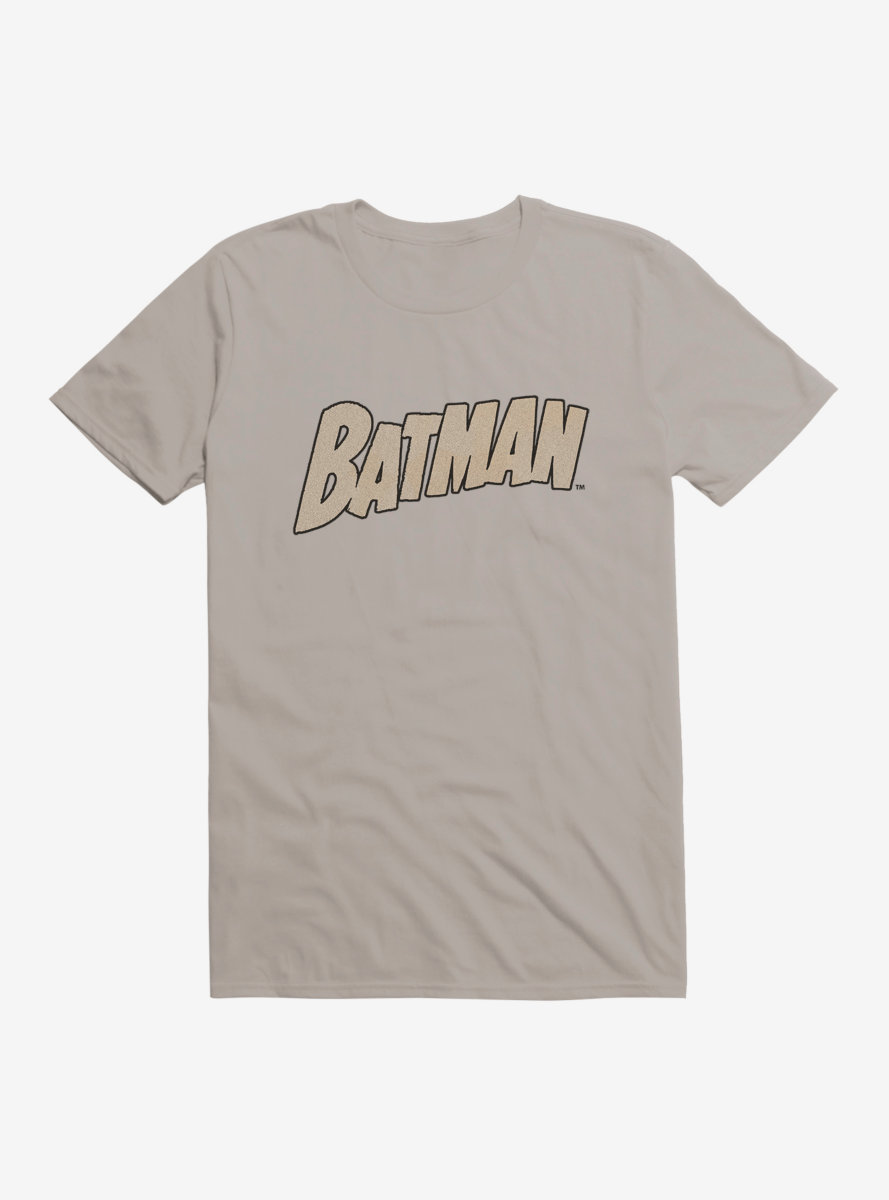 DC Comics Batman Name Logo T-Shirt