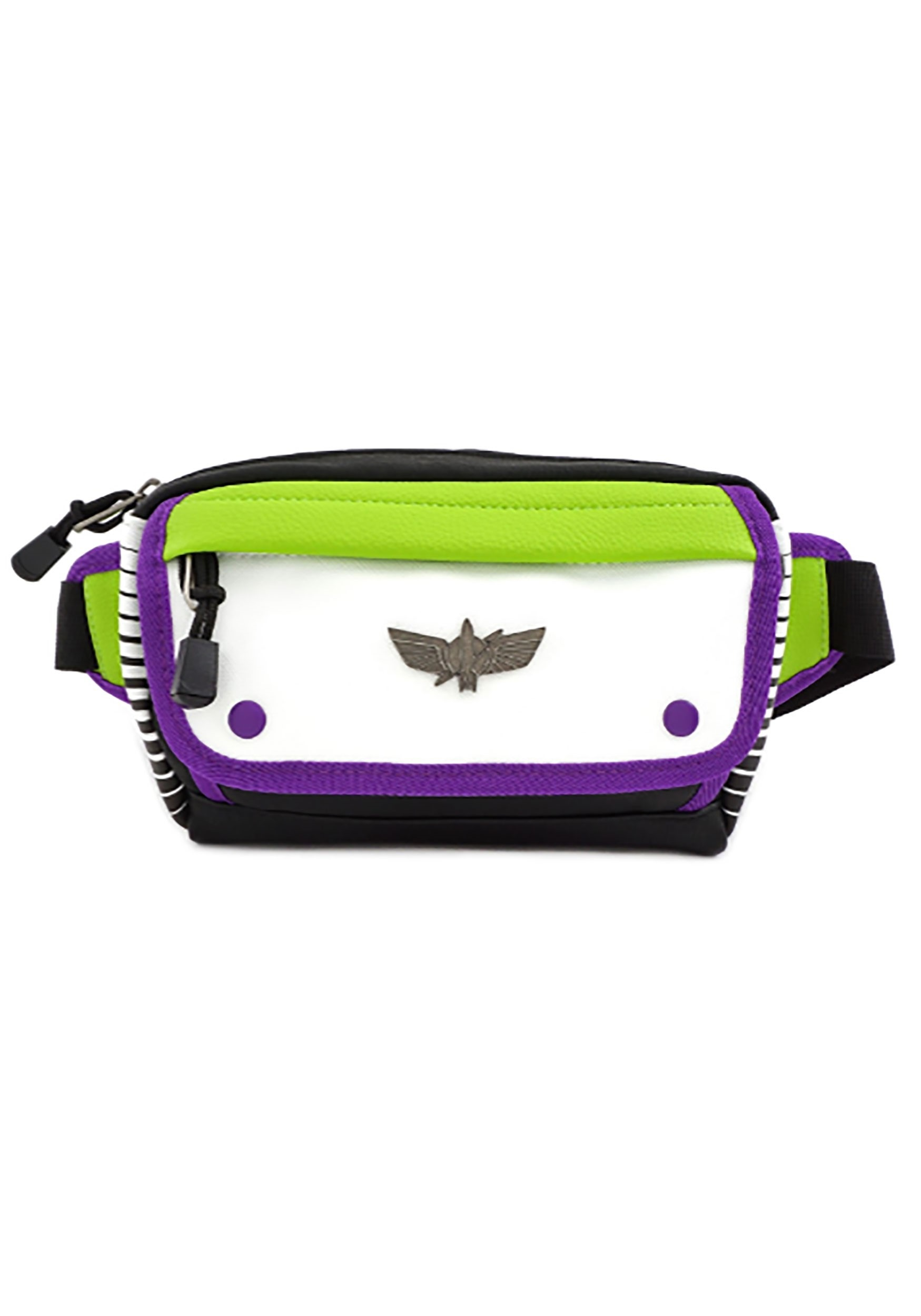 Loungefly Toy Story Buzz Lightyear Nylon and Faux Leather Fanny Pack