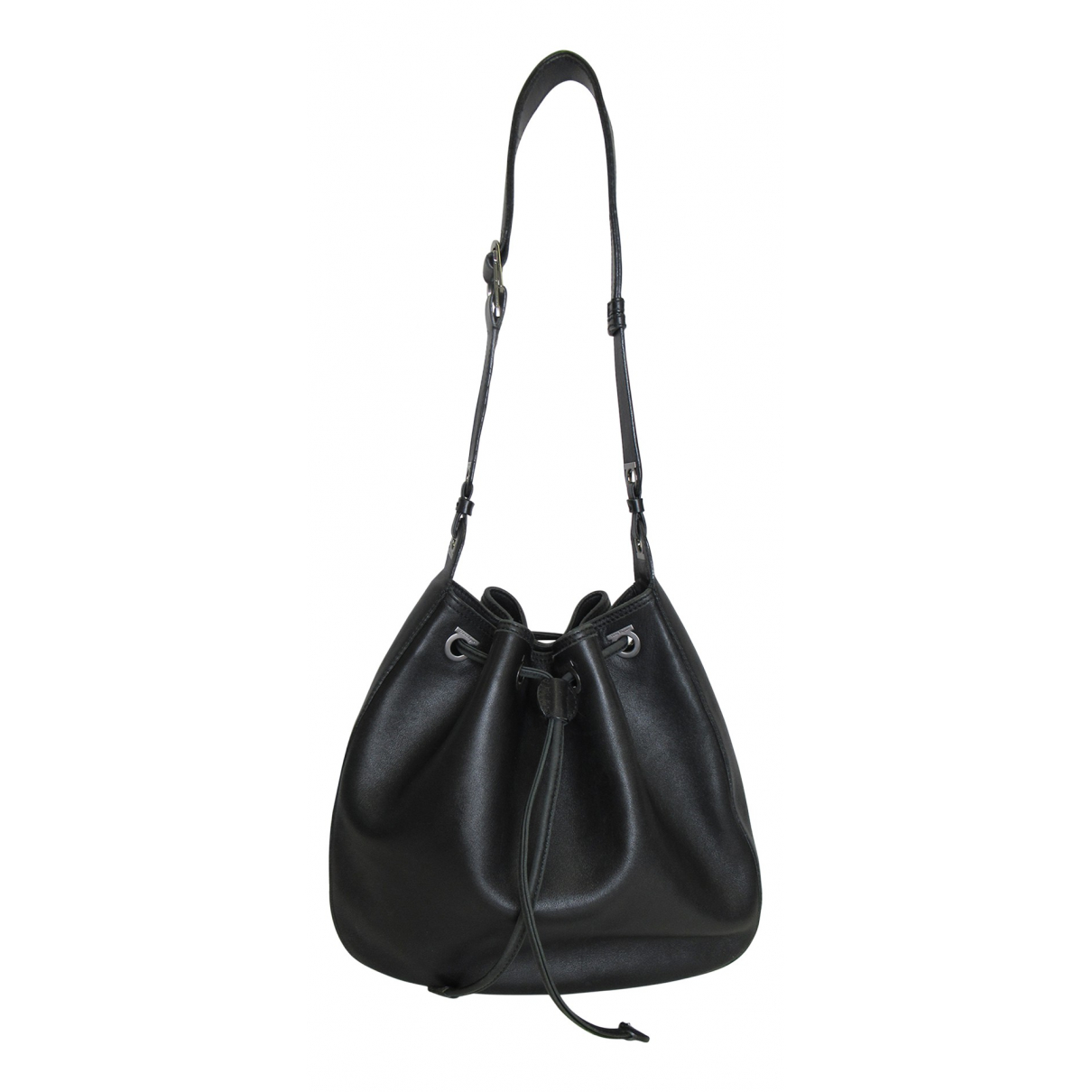 Salvatore Ferragamo N Black Leather handbag for Women N