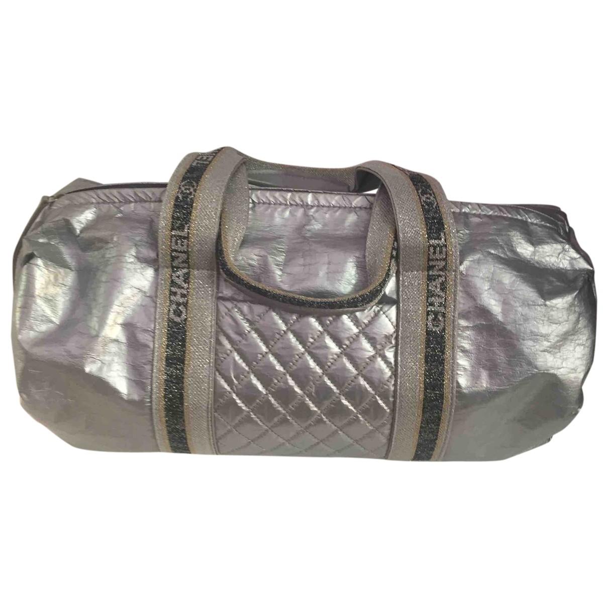 Chanel \N Silver handbag for Women \N