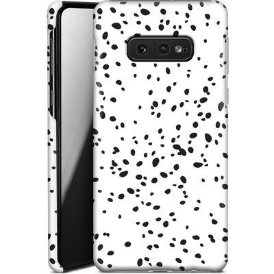 Samsung Galaxy S10e Smartphone Huelle - Carib Dot von Khristian Howell