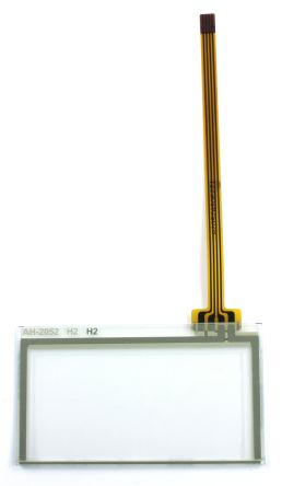 Intelligent Display Solutions TP-CI064-4021-01 2.7in 4-wire Resistive Touch Screen Sensor