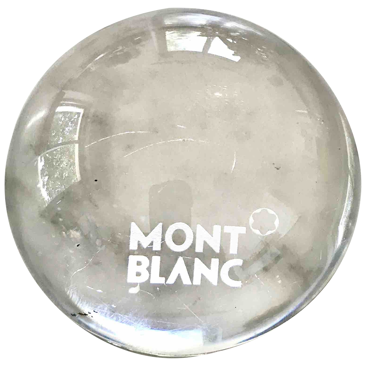 Montblanc \N Accessoires und Dekoration in  Bunt Kristall
