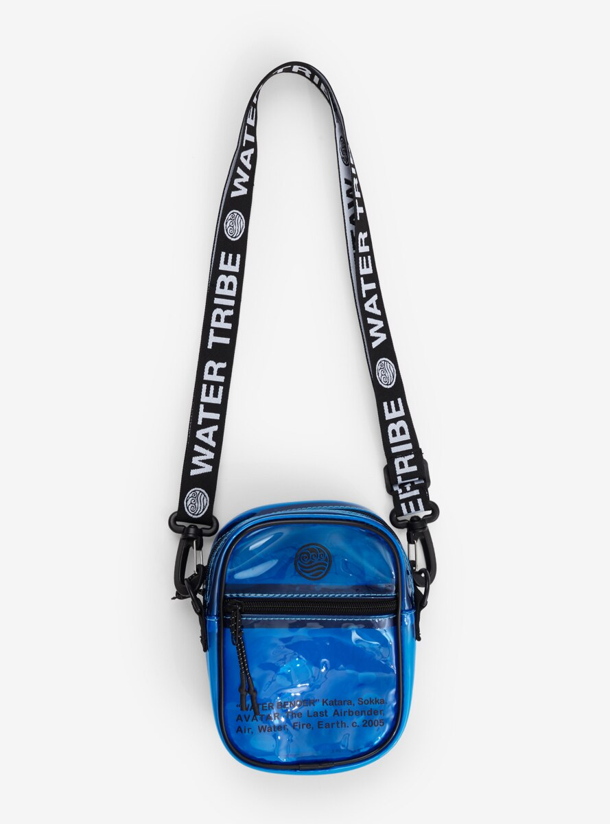 Avatar: The Last Airbender Water Tribe Crossbody Bag - BoxLunch Exclusive