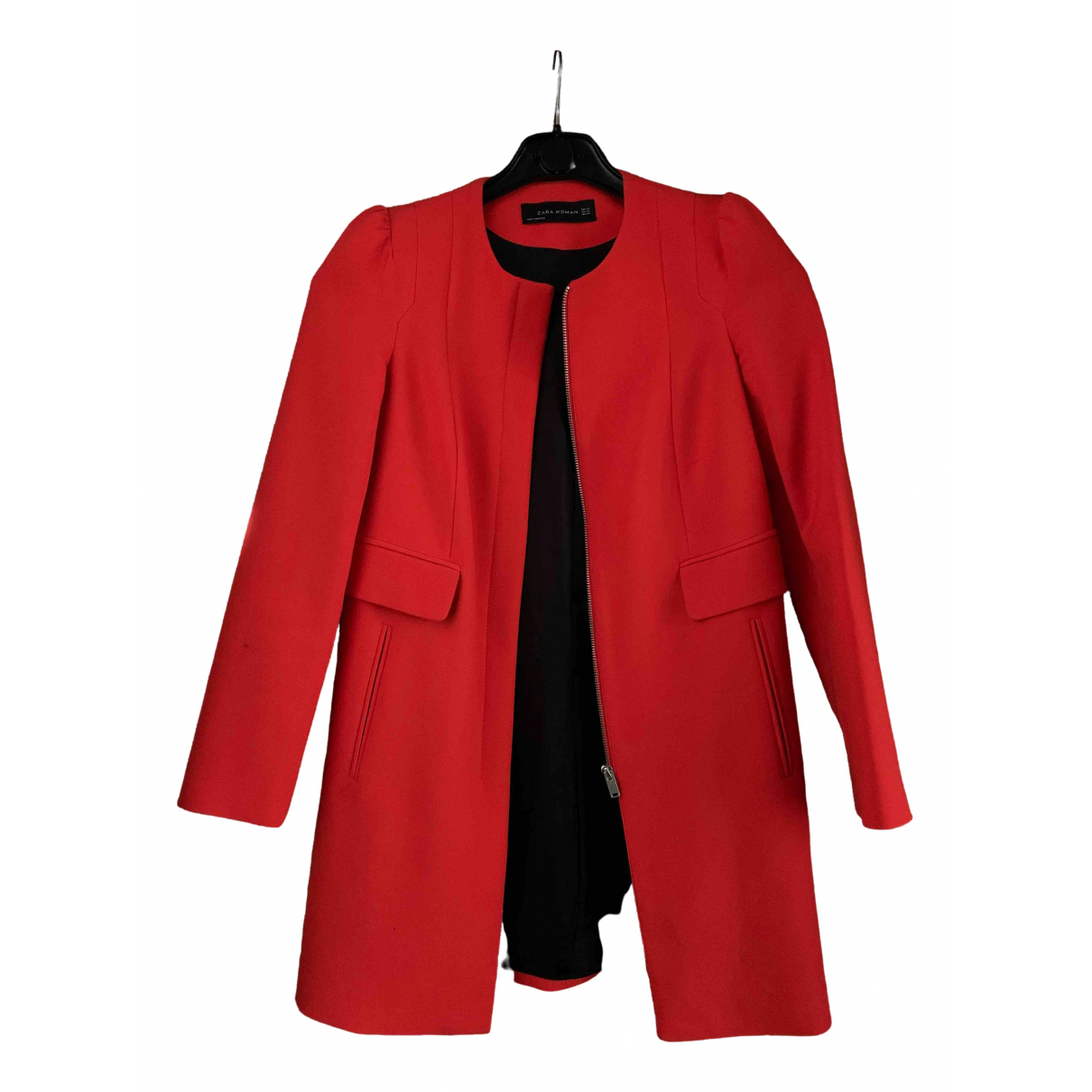Zara \N Red jacket for Women XS International