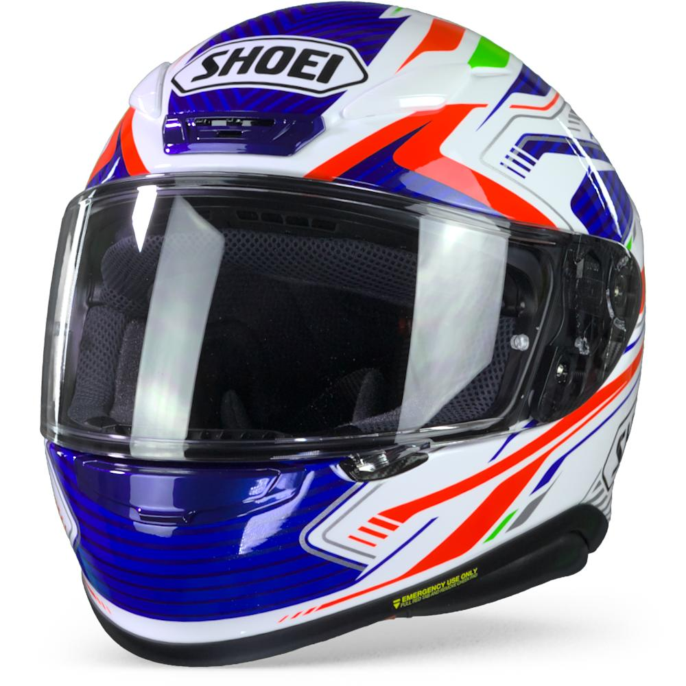 Shoei NXR Stab TC-2 Full Face Helmet S