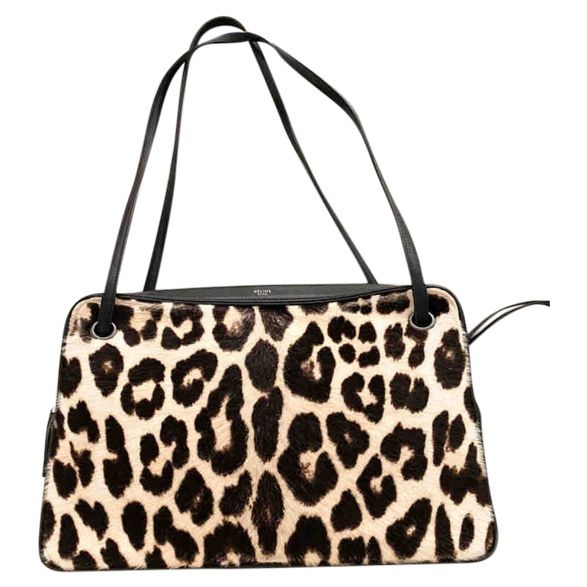 Celine \N Pony-style calfskin handbag for Women \N