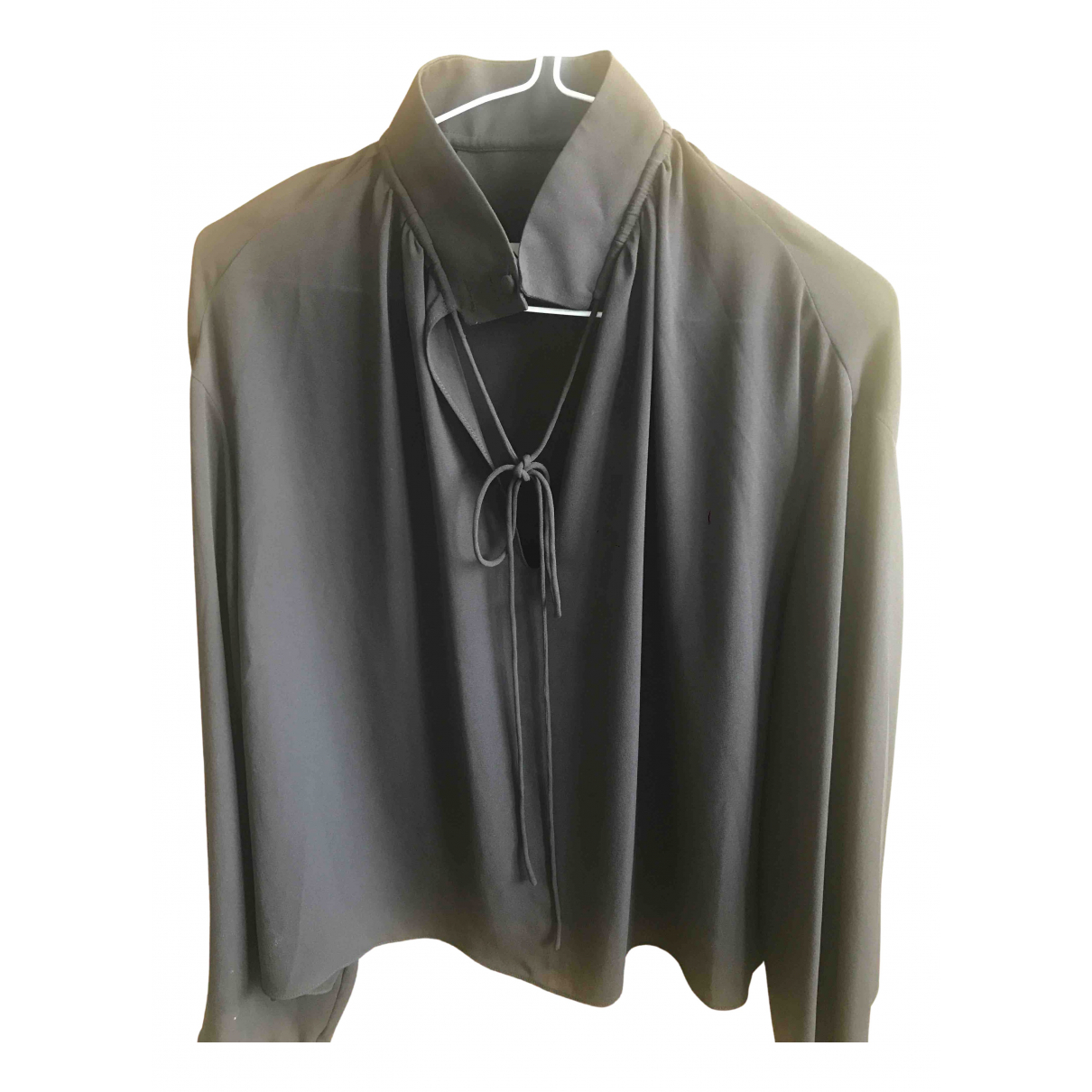 Balenciaga \N Brown  top for Women 38 FR