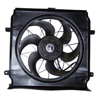 Crown Automotive Fan Assembly - 55037692AB