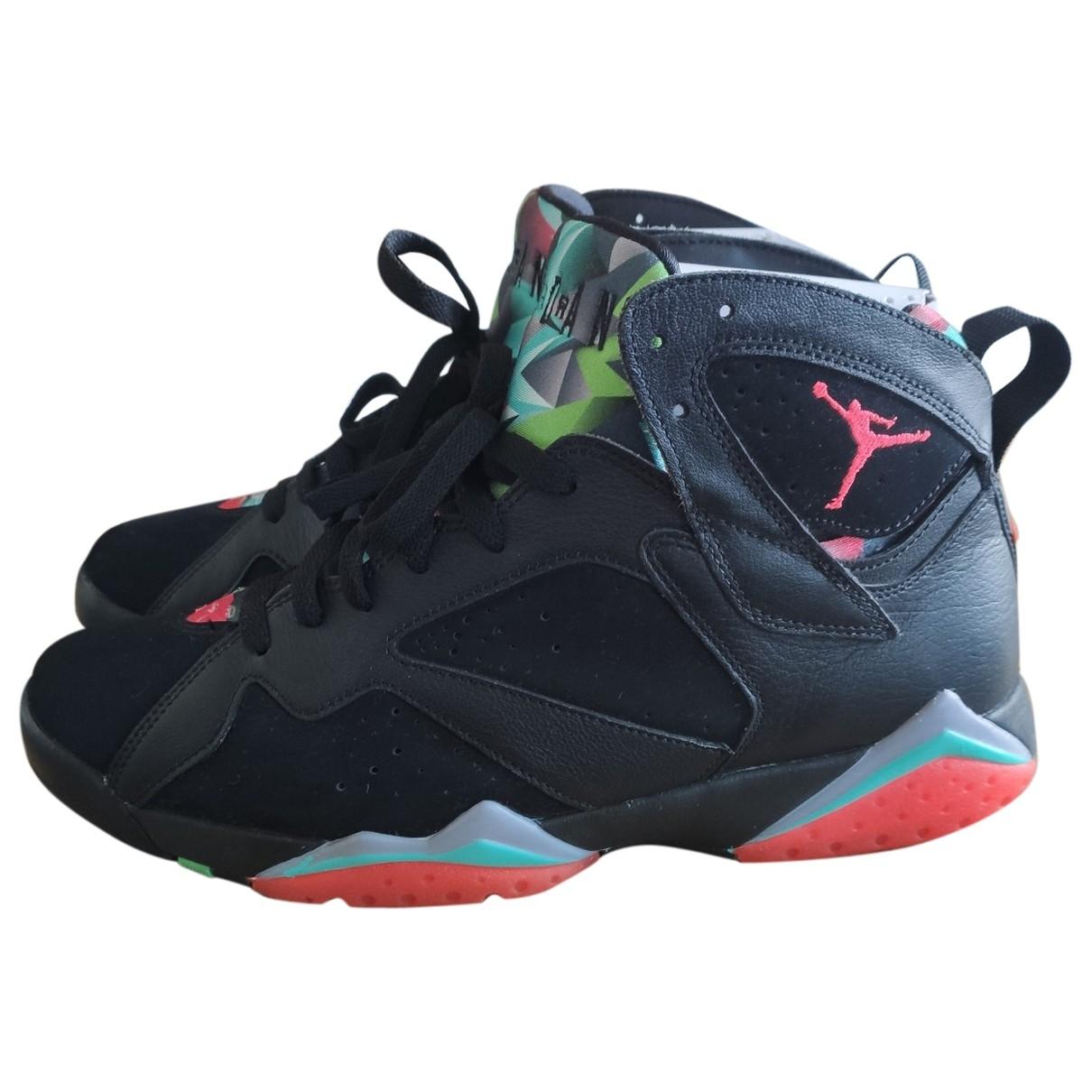 Deportivas Air Jordan 7 de Cuero Jordan