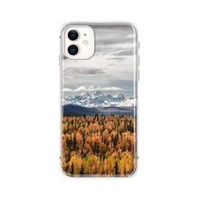 Funda de iphone con estampado de paisaje