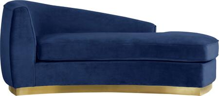 Julian Collection 620Navy-Chaise 70