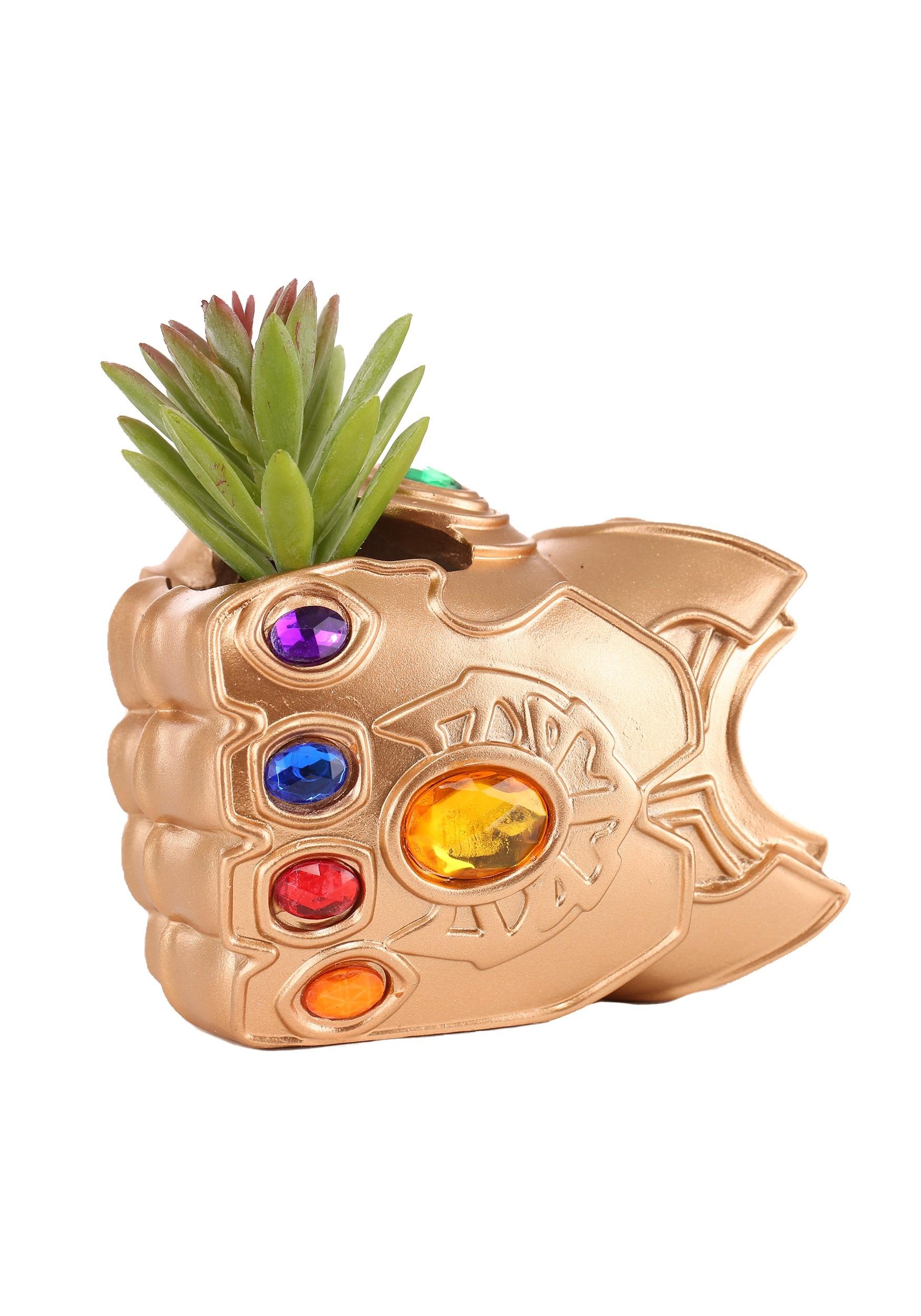 Marvel Avengers Infinity Gauntlet Planter