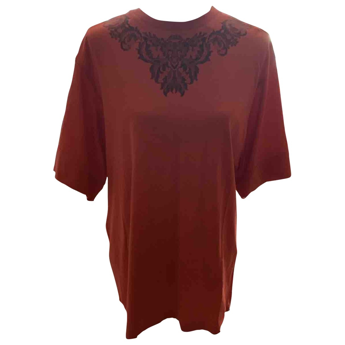 Givenchy \N Top in  Rot Baumwolle
