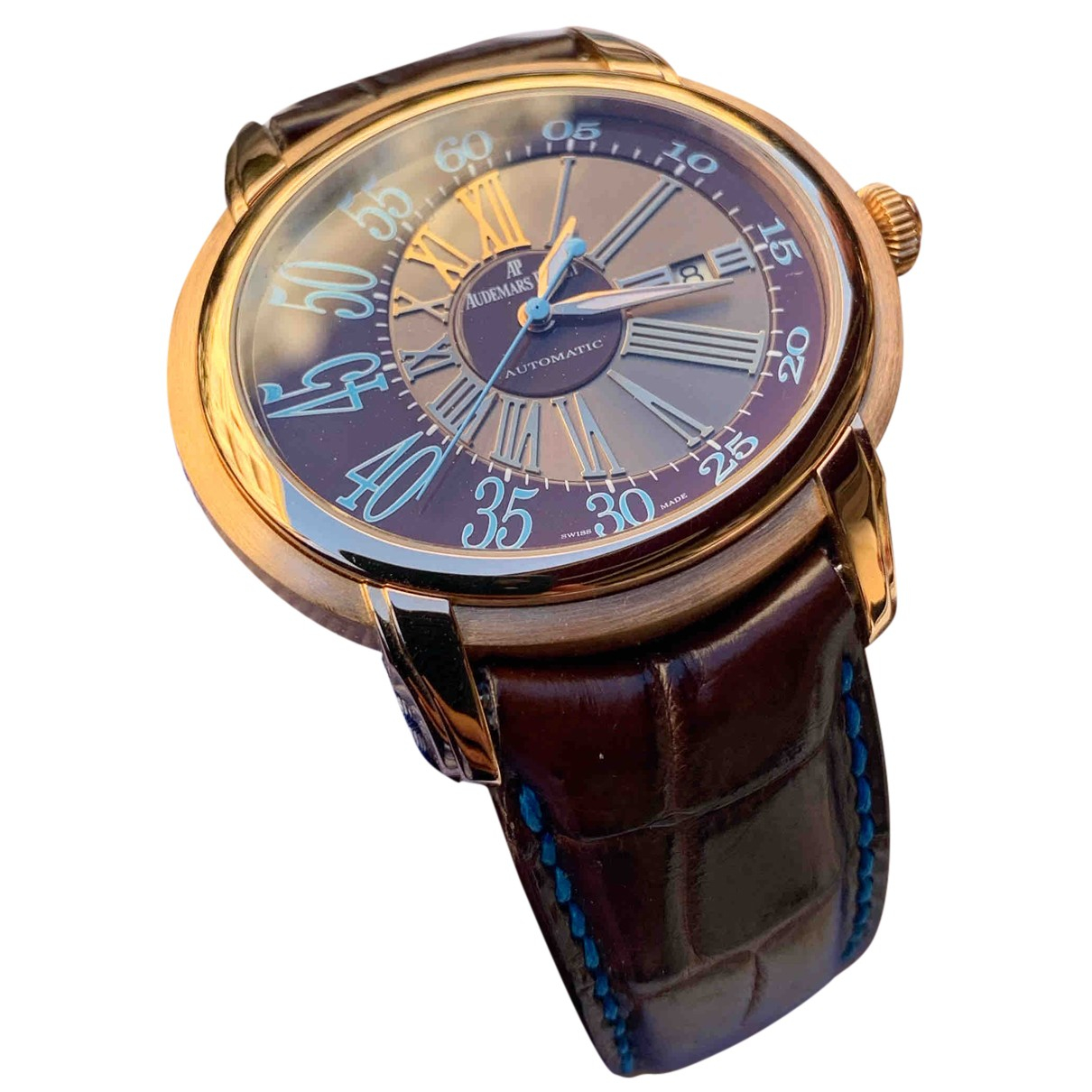 Relojes Millenary de Oro rosa Audemars Piguet