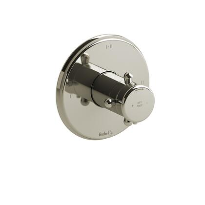 GN23PN 2-Way Type Thermostatic/Pressure Balance Coaxial Complete Valve  in Polished