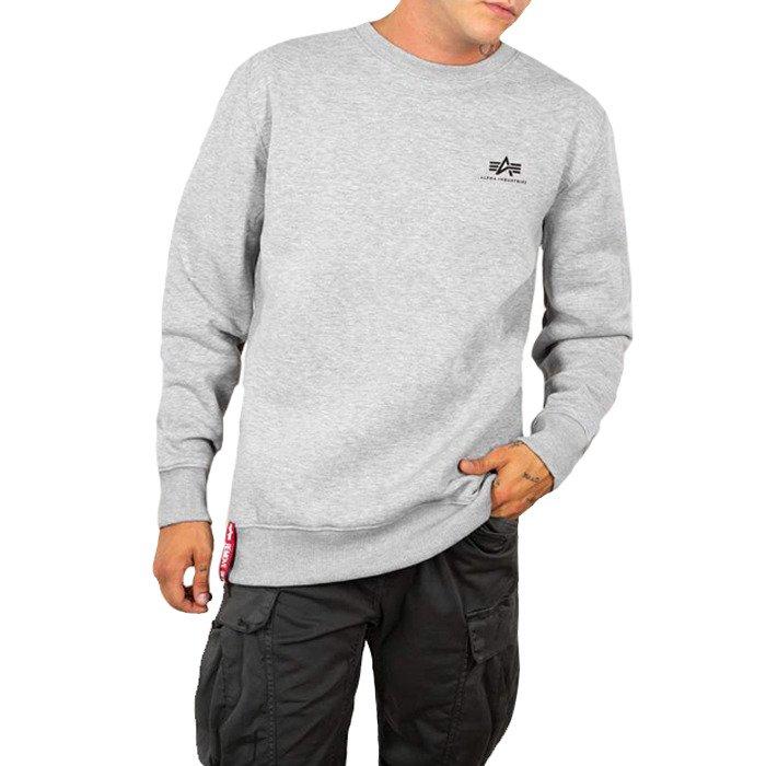 Alpha Industries Basic Sweater Small Logo 188307 17