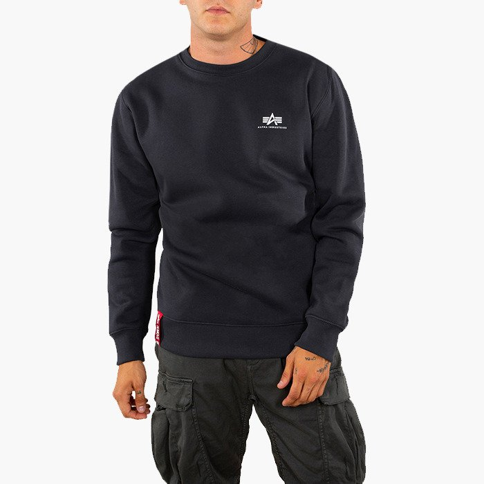 Alpha Industries Basic Sweater Small Logo 188307 07