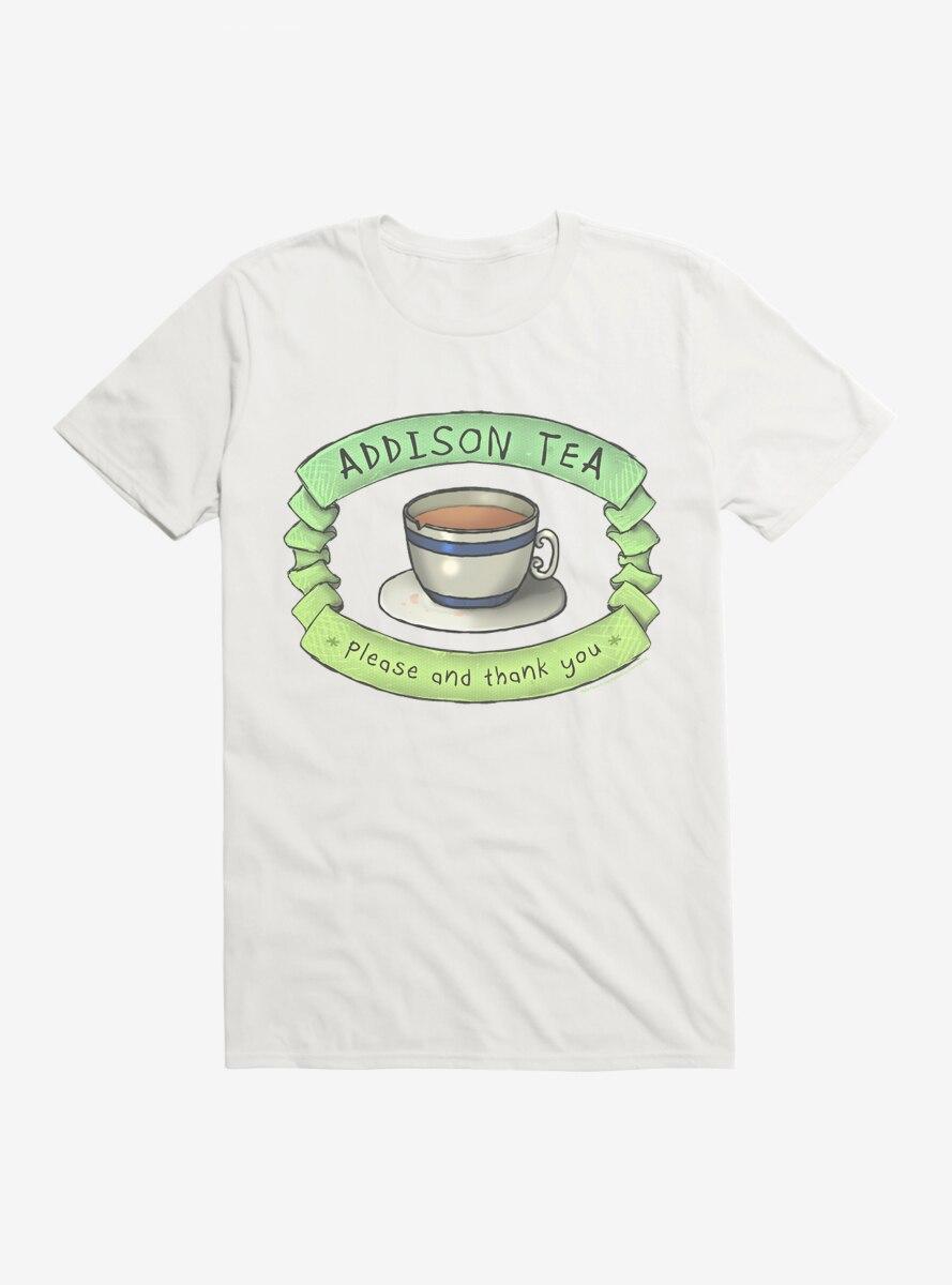 Sally Face Addison Tea T-Shirt