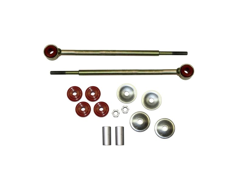 Skyjacker SBE304 Sway Bar Extended End Links Front Lift Height 3-4 in./Rear Lift Height 2-3 Inch 80-98 Ford F-250 80-97 Ford F-350 97 Ford F-250 HD