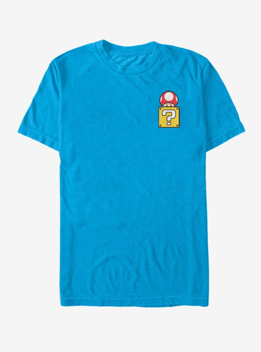 Nintendo Super Mario Bros. Question Box Mushroom T-Shirt