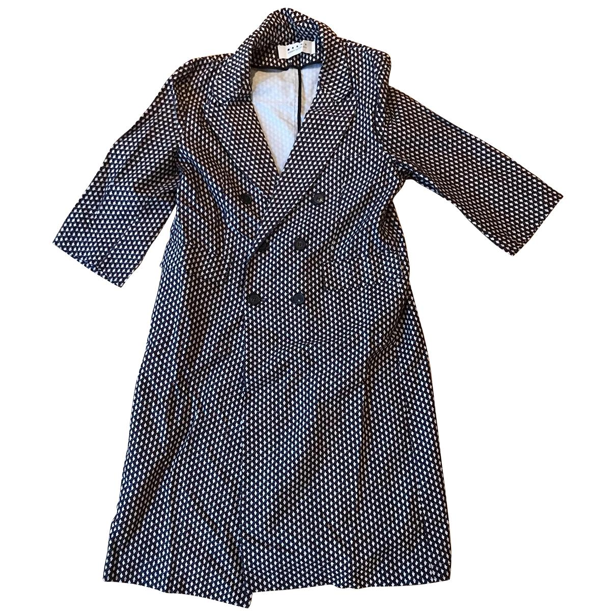 Marni \N Grey Cotton jacket for Women 42 FR