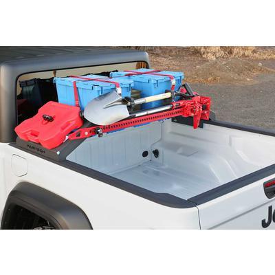 Fabtech Cargo Rack Hi-Lift Jack Mount Kit - FTS24266