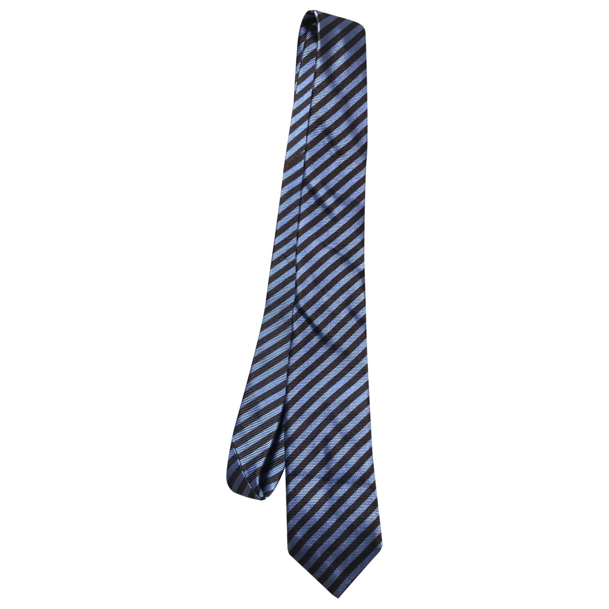 Paul Smith \N Blue Silk Ties for Men \N