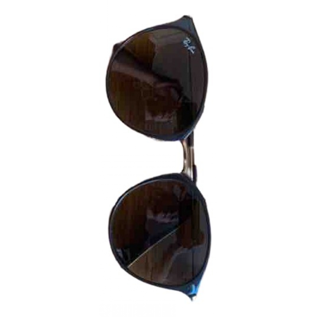 Ray-ban \N Brown Metal Sunglasses for Women \N