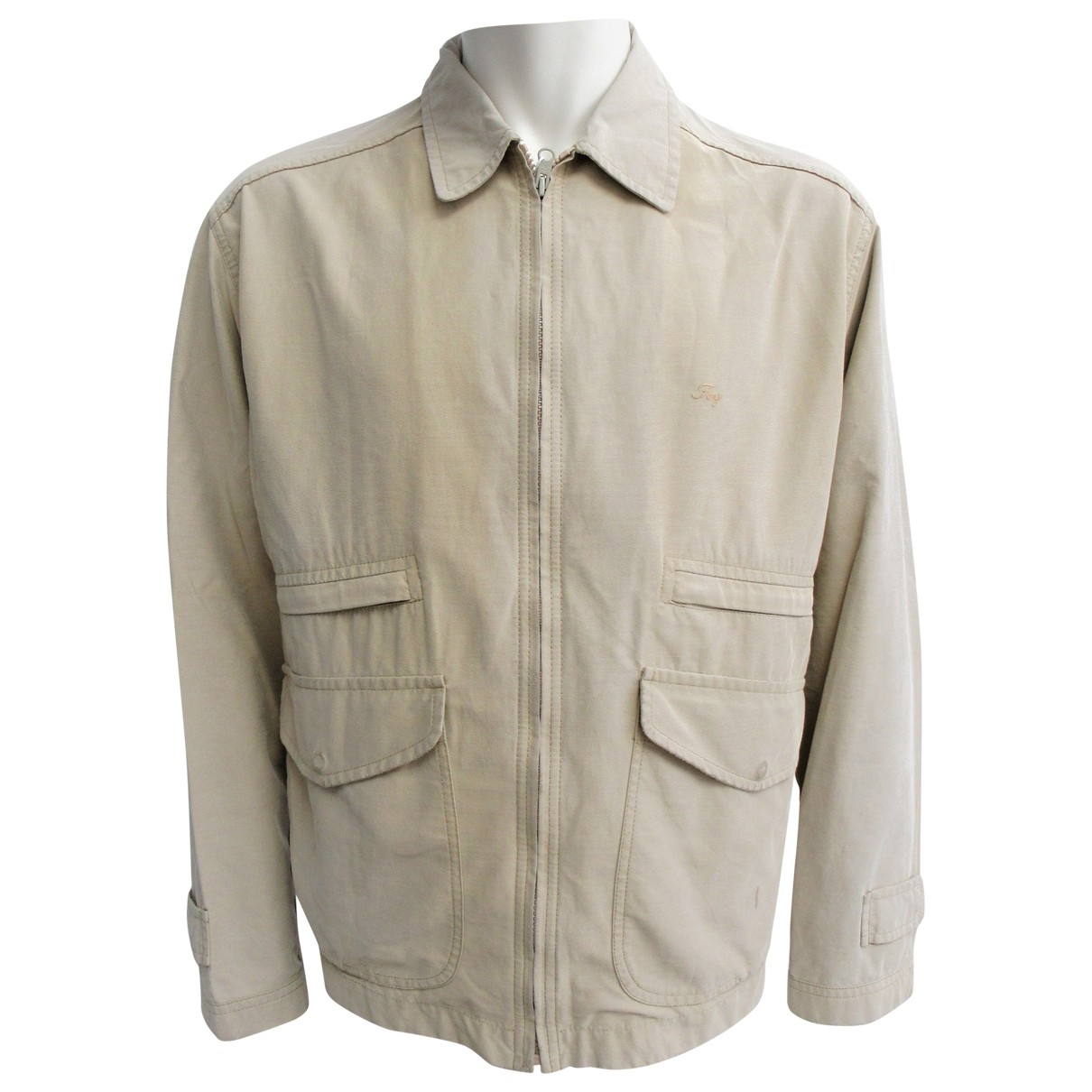 Fay \N Beige Cotton jacket  for Men M International