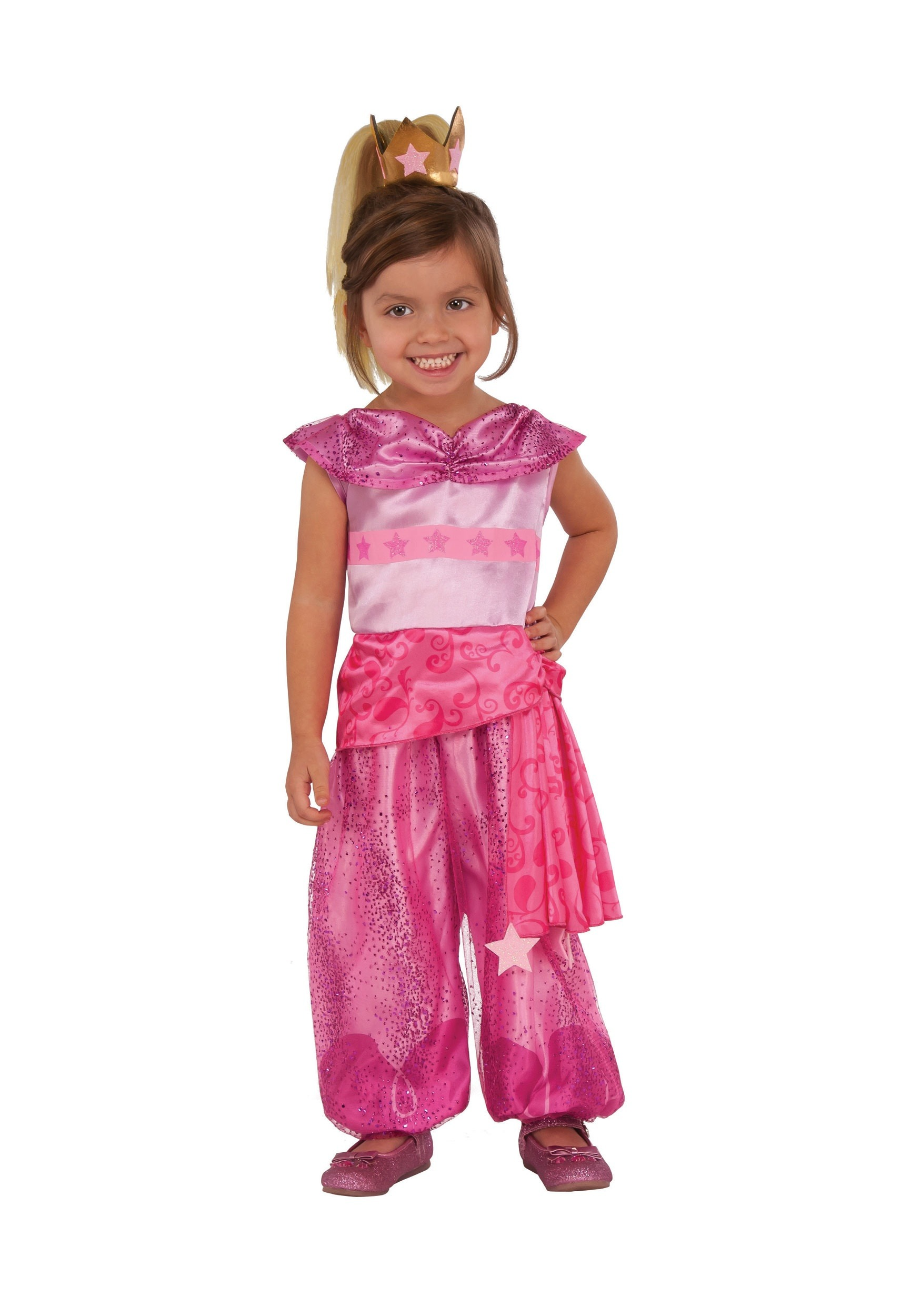 Shimmer and Shine Leah Costume