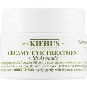 Kiehls Soin pour les yeux Creamy Eye Treatment with Avocado 14 ml