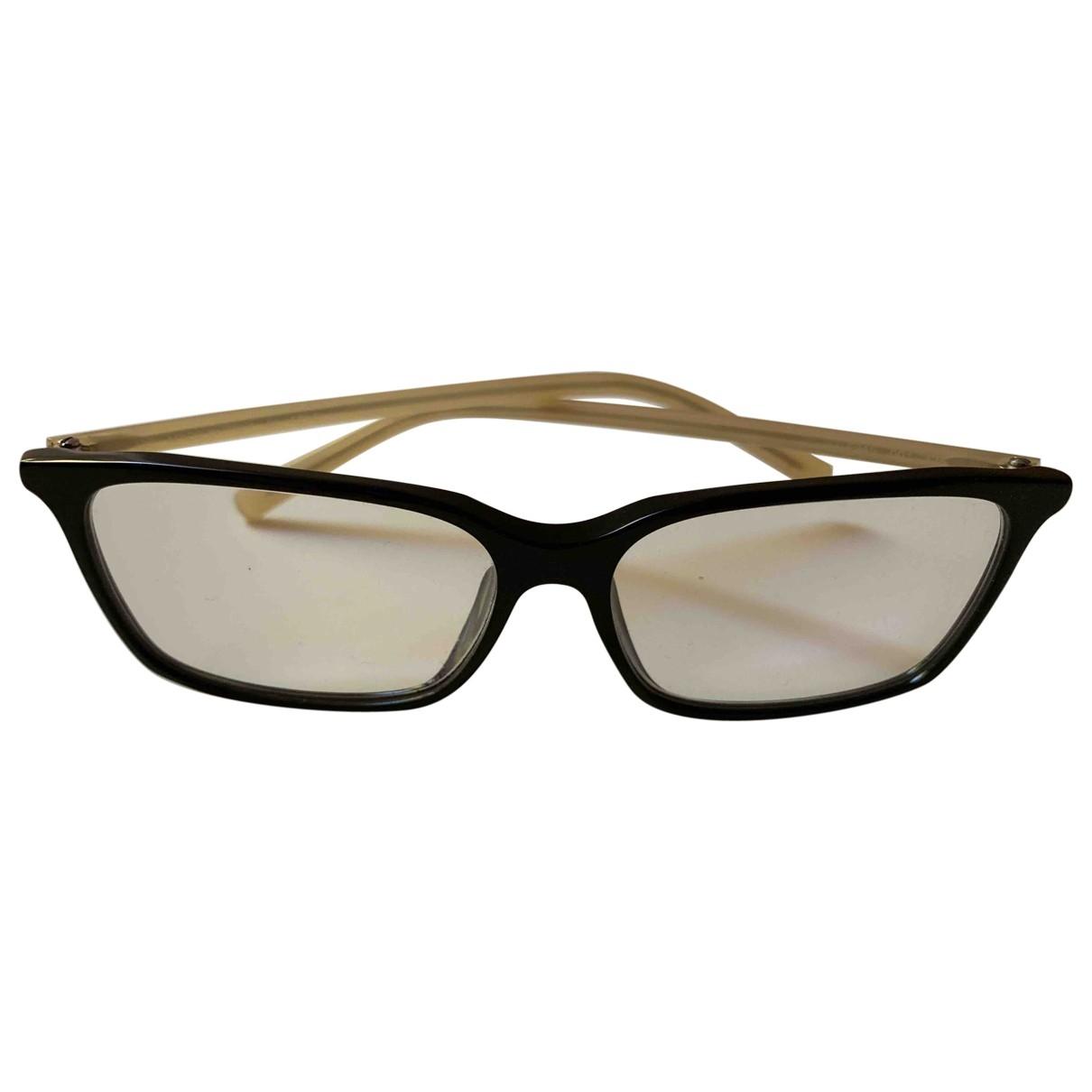 Fendi \N Black Sunglasses for Men \N