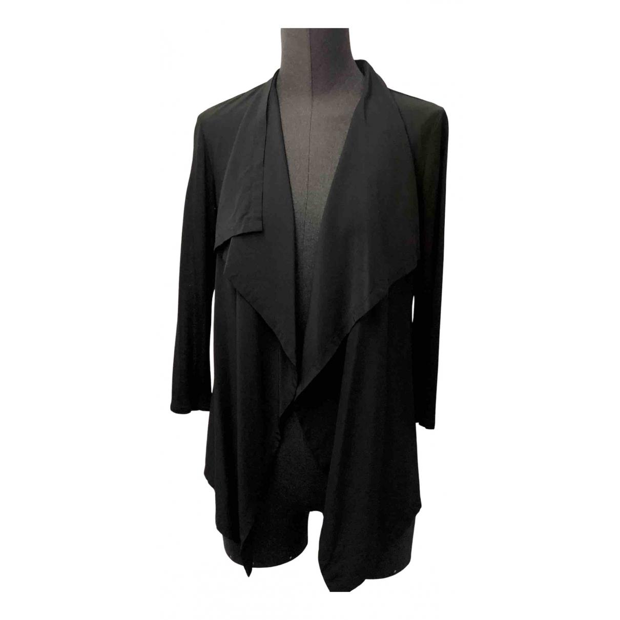 Strenesse - Veste   pour femme en soie - noir