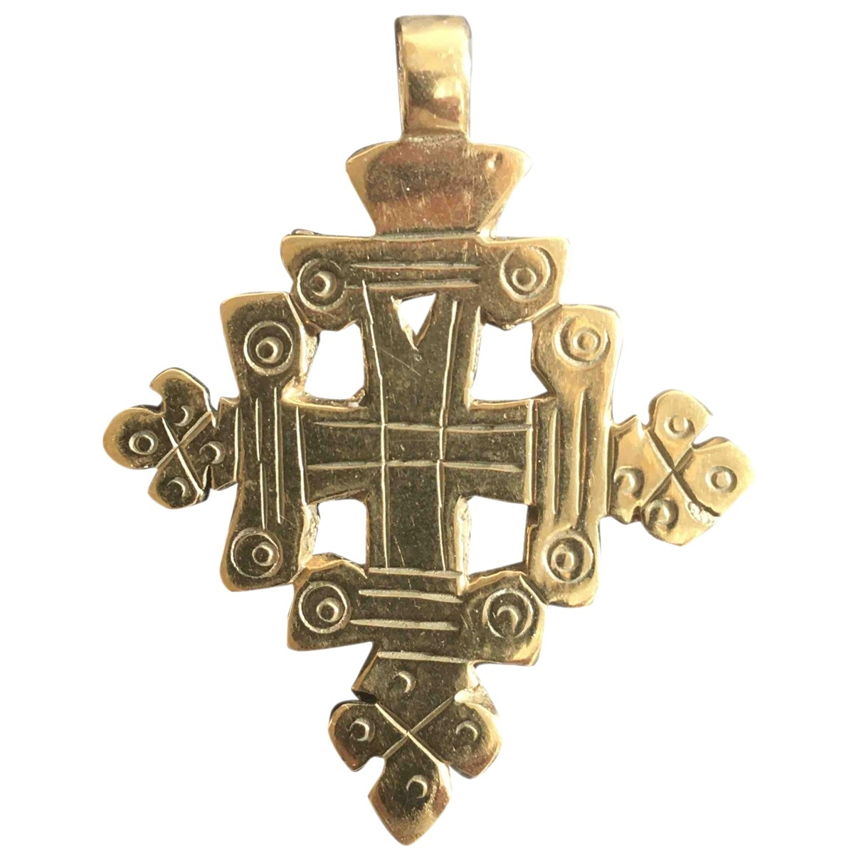 Colgante Croix Non Signe / Unsigned