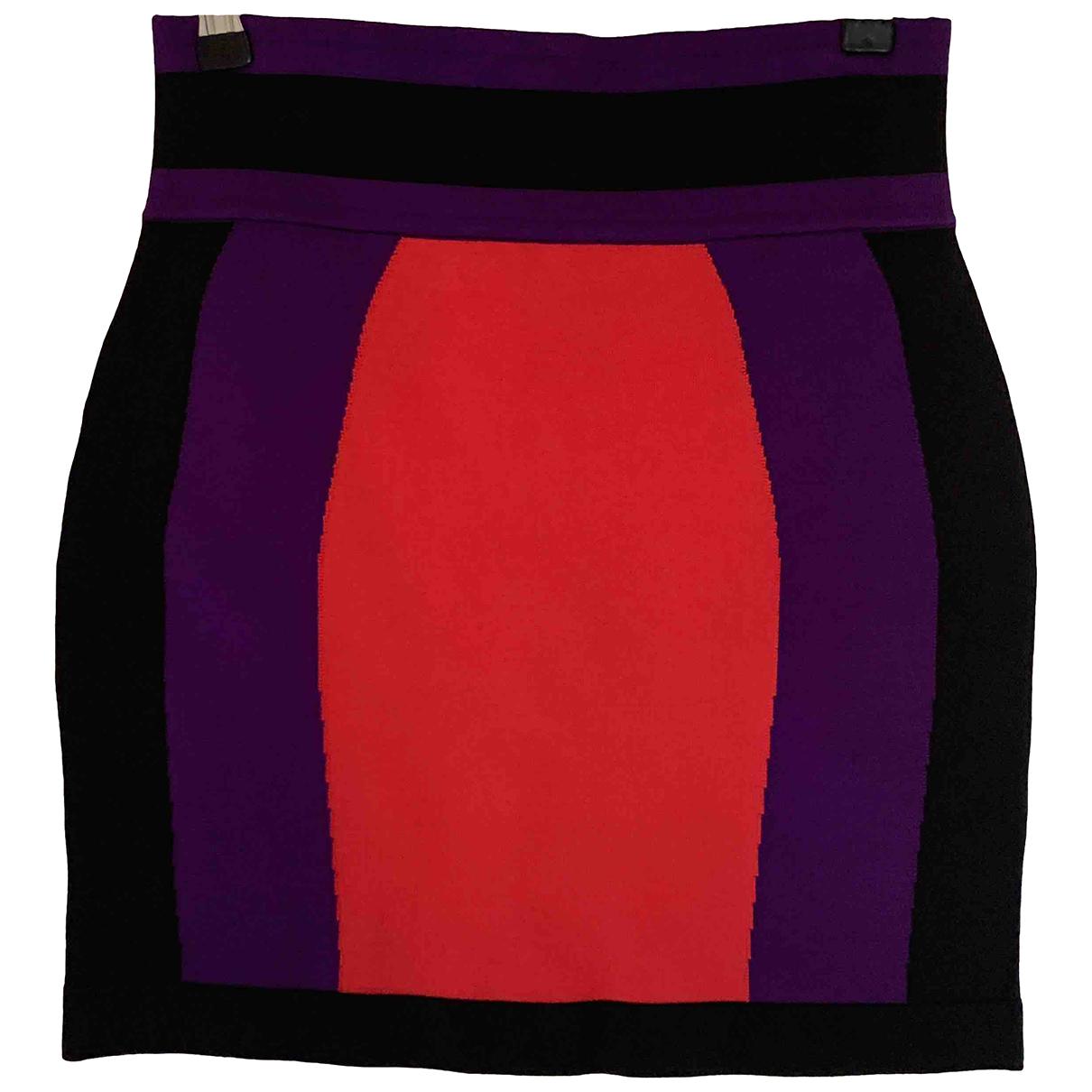 Balmain - Jupe   pour femme - multicolore