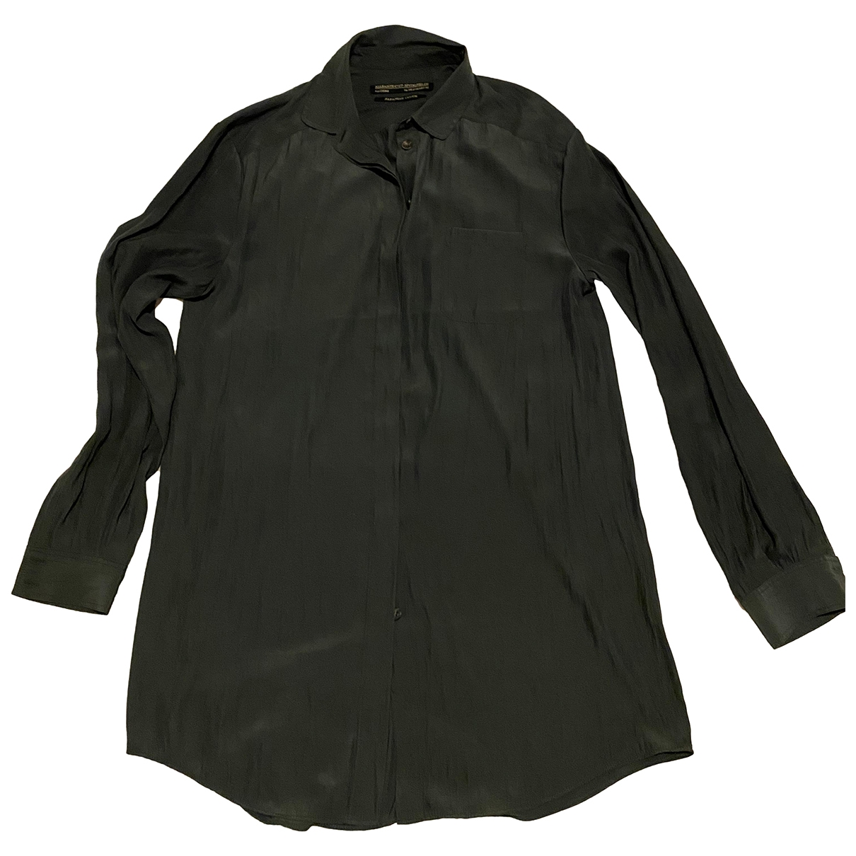 All Saints \N Kleid in  Gruen Polyester