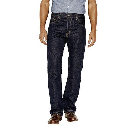 Levi's Men's 517 Bootcut Jeans, 34 32, Blue