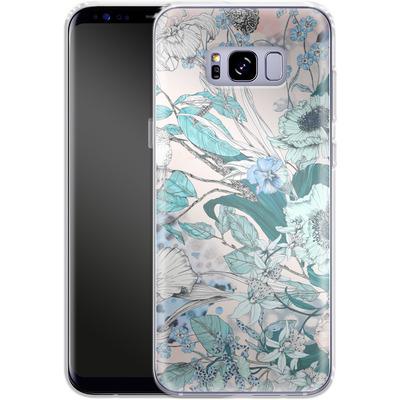 Samsung Galaxy S8 Plus Silikon Handyhuelle - Make Me Blush von Stephanie Breeze
