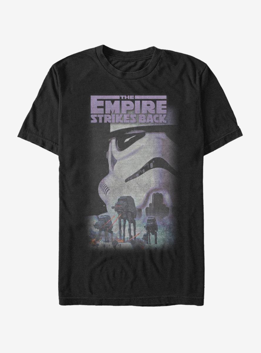 Star Wars Empire VHS T-Shirt