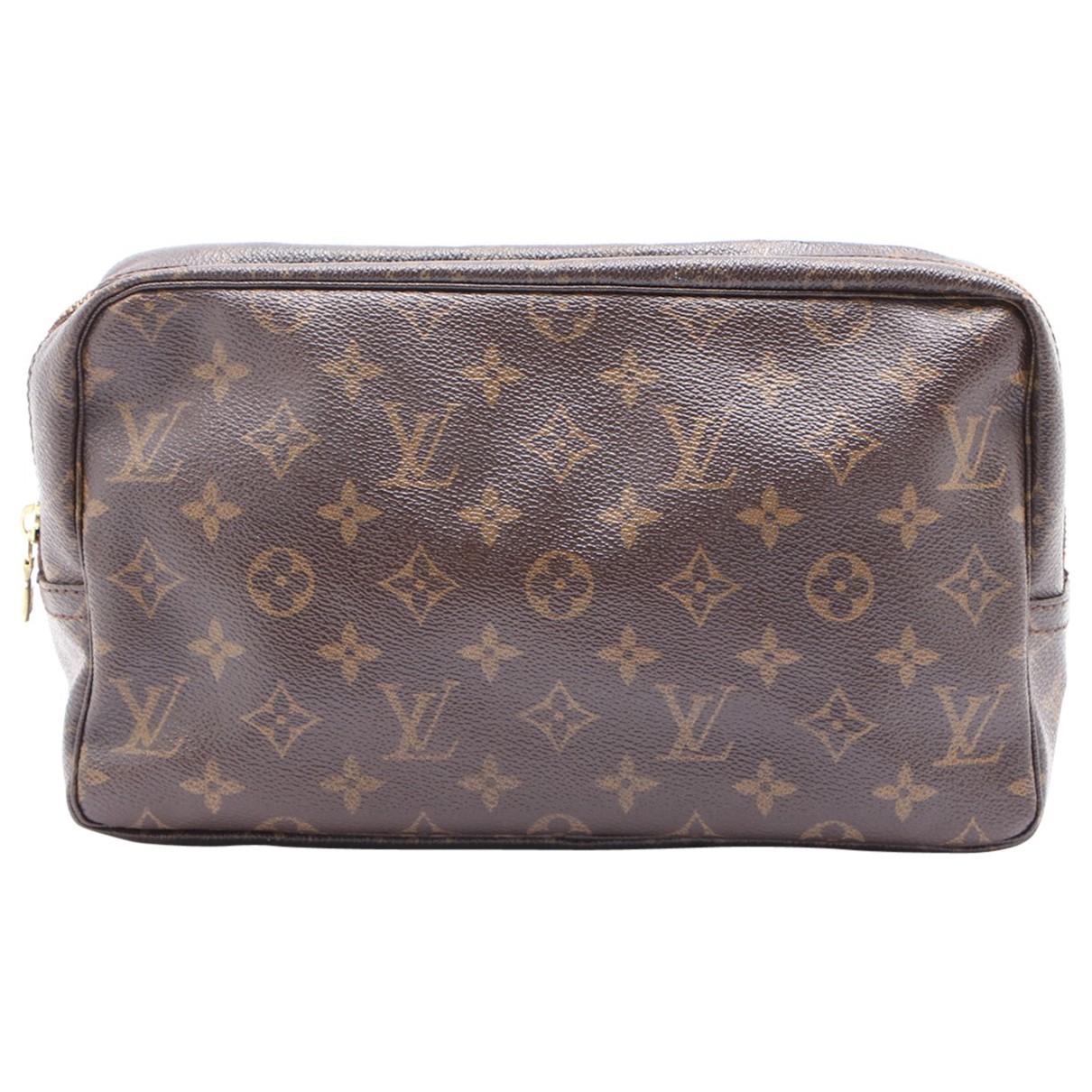 Louis Vuitton - Pochette   pour femme en toile