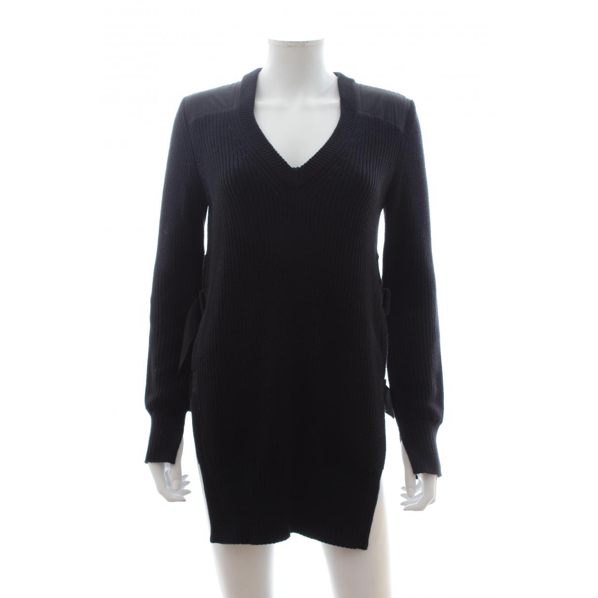 Rag & Bone - Pull   pour femme en coton - noir