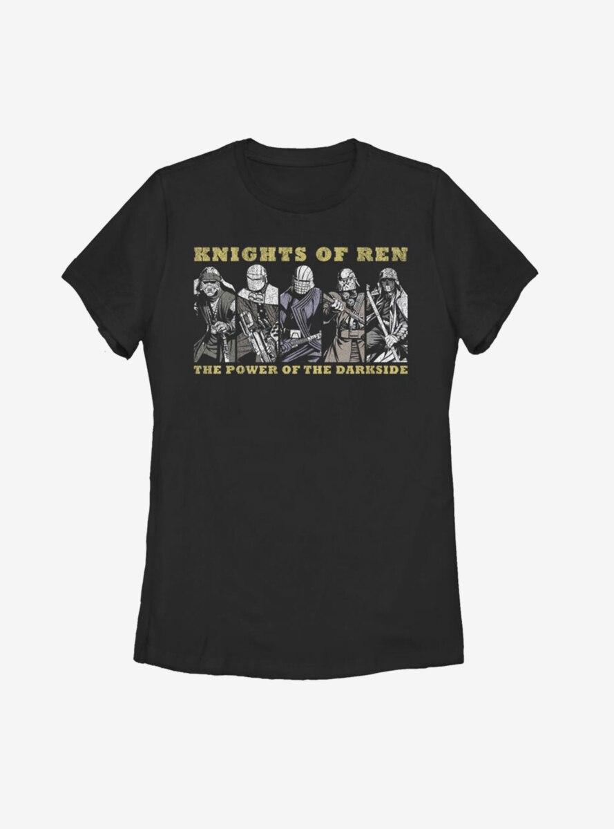 Star Wars Episode IX The Rise Of Skywalker The Power Womens T-Shirt