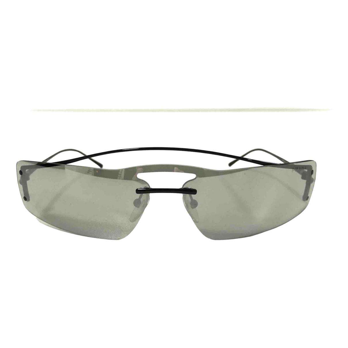 Prada N Metal Sunglasses for Men N