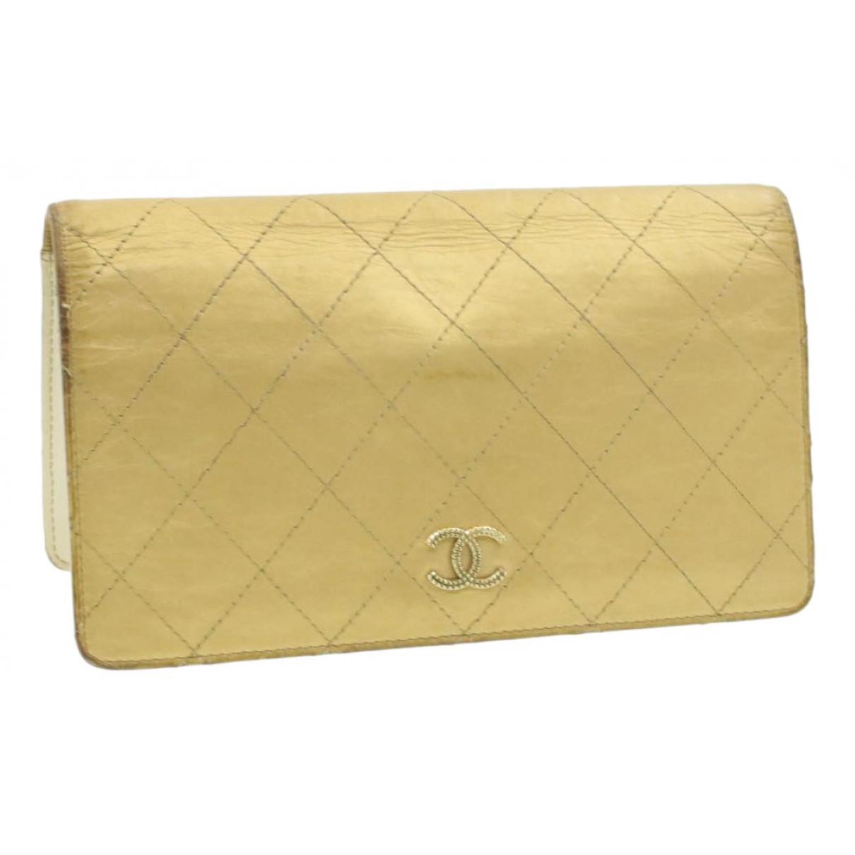 Chanel \N Schal Gold